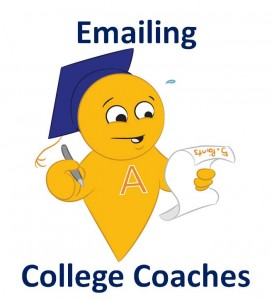 Sample Student-Athlete Email to a College Coach