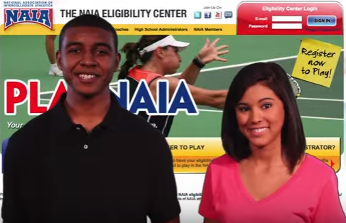 Register to Play NAIA Sports