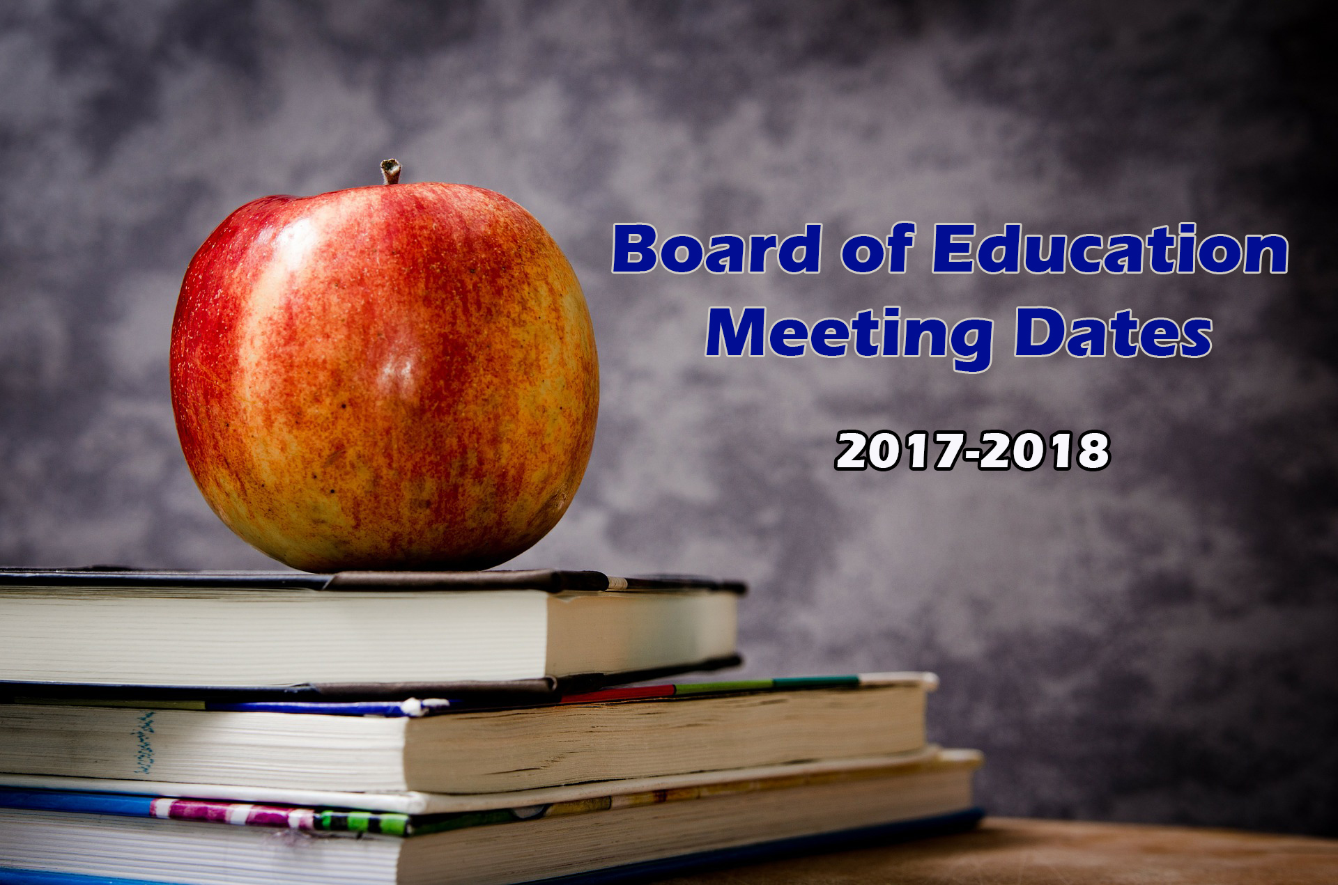 Board of Education Meeting Image