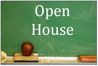 Second Semester Open House-Almond & O'Plaine Campus