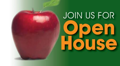 Almond and OPlaine Campus Open House
